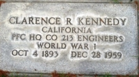 Clarence Ross Kennedy